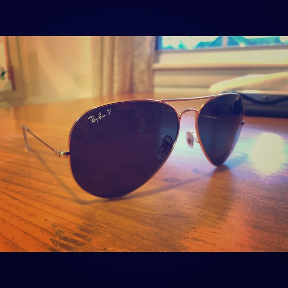 5efafce4a28 Ray-Ban Aviator -classic gold frame